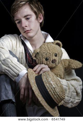 A Sad Young Man