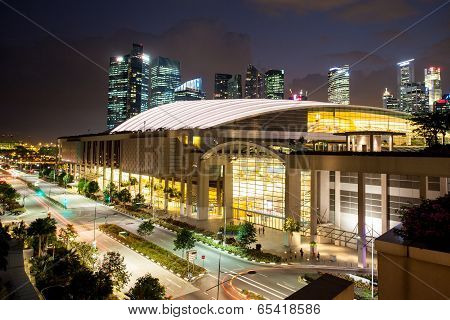 Marina Bay Sands Expo Convention Centre