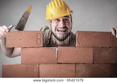 building man