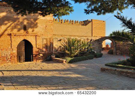 Square Alcazaba