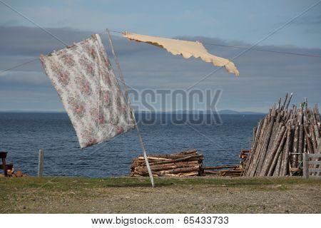 Ocean Clothesline