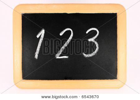 Little Black Chalkboard