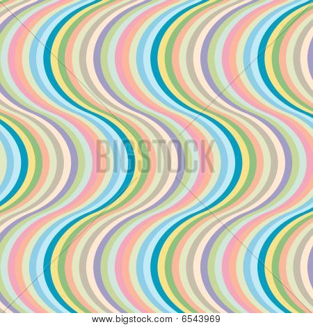 Big Wave Stripes