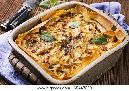 burek pastry