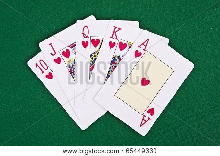 poker cards games and objects of betting and casinos