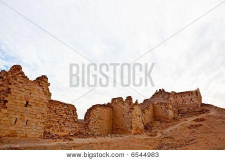 Síria - Halabia, cidade de Zenóbia