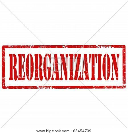 Reorganization-stamp