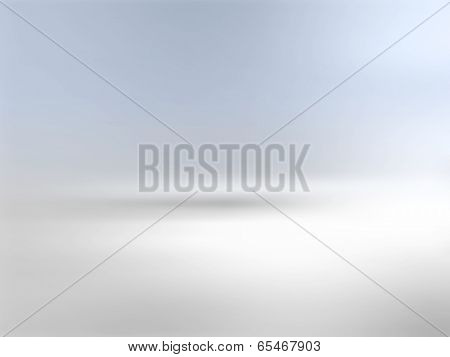 Blue gray background horizon