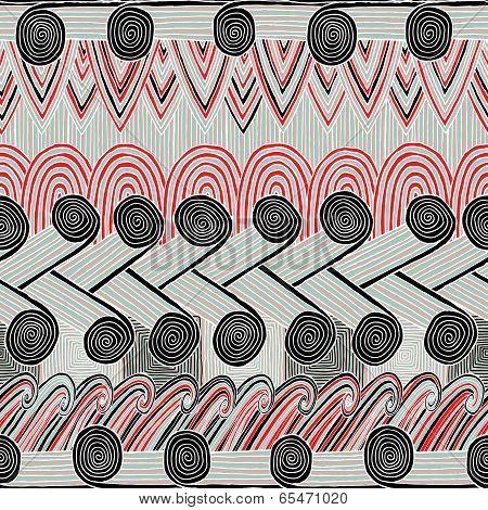 Collage Seamless Pattern