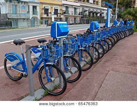 Nice - Bicycles