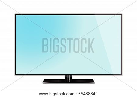 Tv Monitor Graphic