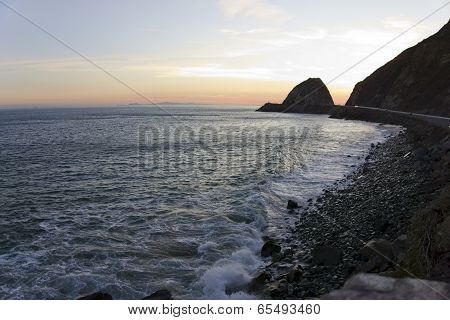 Point Mugu in The Night, CA