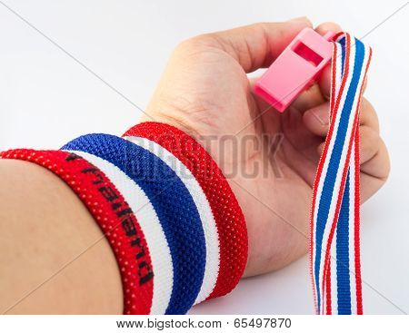 The Wristband For Cheer and Sport