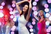 stock photo of clubbing  - new year - JPG