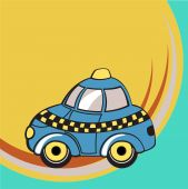 image of beetle car  - illustration of Transport Cartoon - JPG