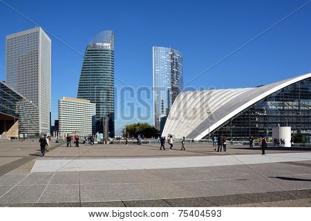district La Defense