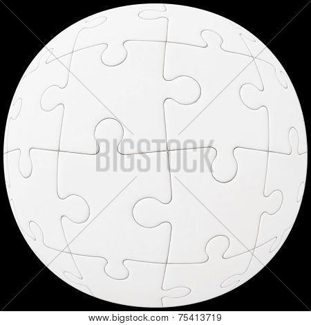 Puzzle Sphere