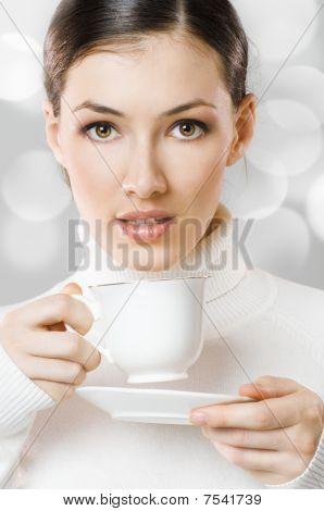 aromatischen Kaffee