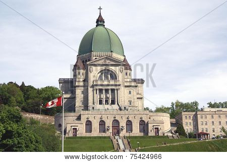 Saint Joseph's Oratory of Mount Royal, Canada