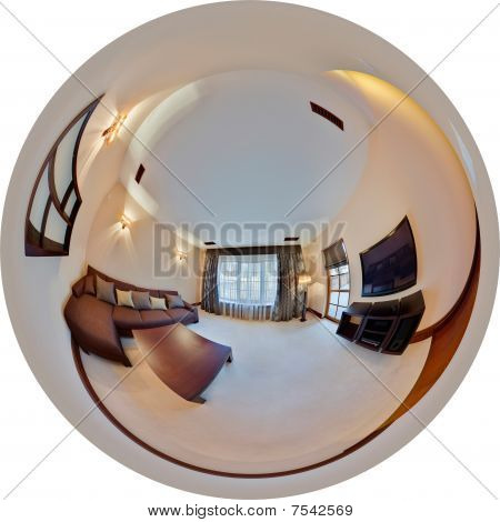 Livingroom Panorama