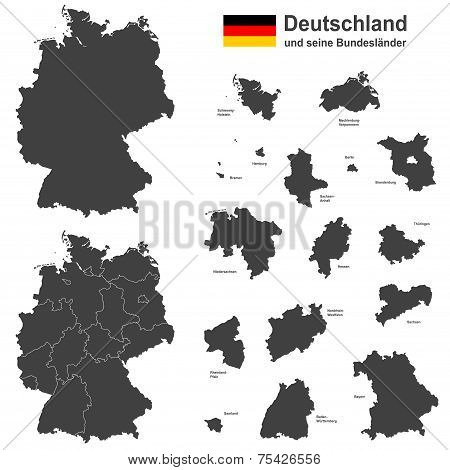 Germany And Its Federal States