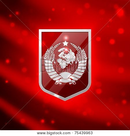 Coat of arms Soviet Union