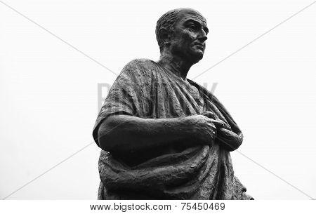 Seneca Statue