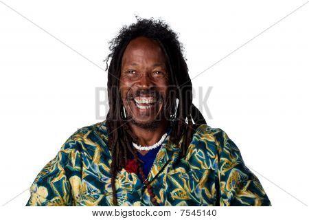 Laughing Rasta