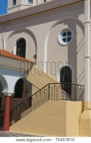 Church In Kos City, Greece
