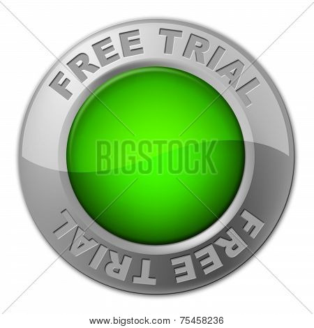 Free Trial Button Shows With Our Compliments And Appraisal
