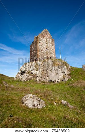 Smailholm Tower, Scottish Borders