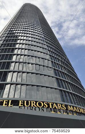 Hotel Eurostars Madrid