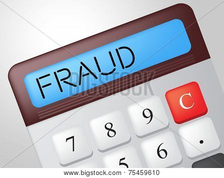 Fraud Calculator Indicates Rip Off And Calculate