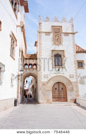 Museu Maricel De Mar (sitges, Barcelona)
