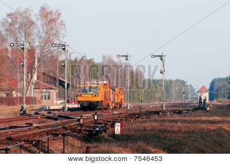 Railawy Heavy Duty Machines