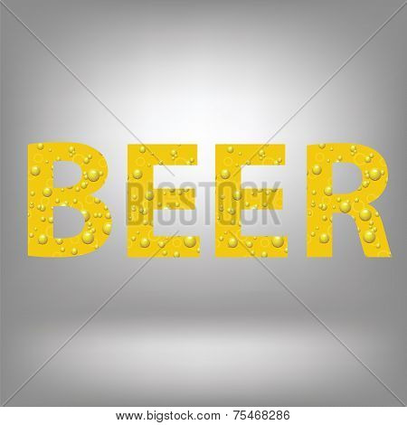 Beer Letters