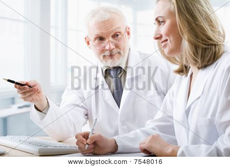 Two Physicians