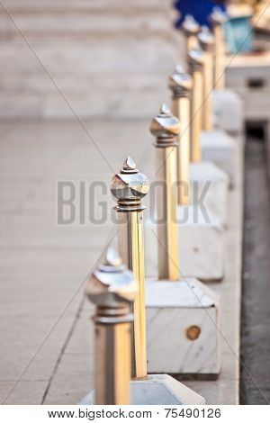 the stainless picket