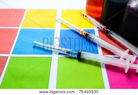 Ink Printer