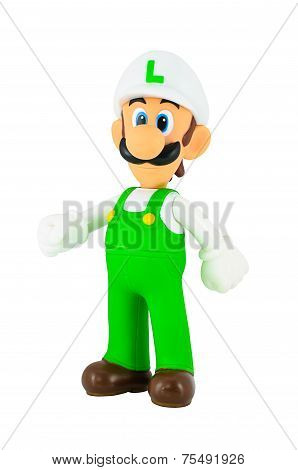Luigi Toy Action Figure