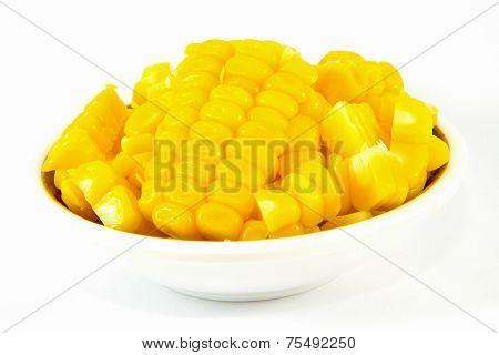 Sweet corn boil