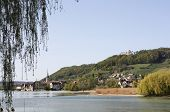 picture of stein  - View on the Lake of Constance at Stein am Rhein - JPG