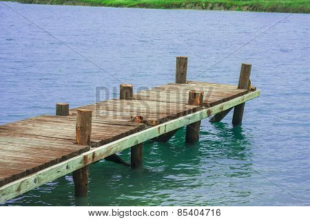 Dock Jetty