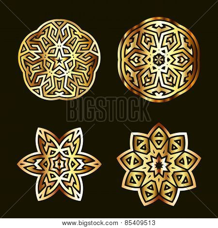 Ancient Arabian Motif