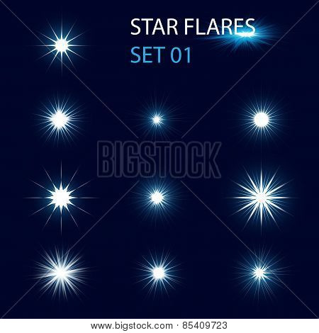 Star Flares