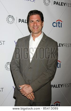 LOS ANGELES - MAR 14:  Steve Levitan at the PaleyFEST LA 2015 -