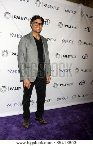 LOS ANGELES - MAR 15:  Jaime Camil at the PaleyFEST LA 2015 -