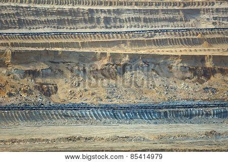 Mining layers