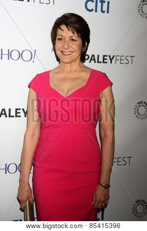 LOS ANGELES - MAR 15:  Ivonne Coll at the PaleyFEST LA 2015 -
