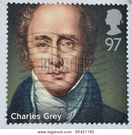 United Kingdom Postage Stamp